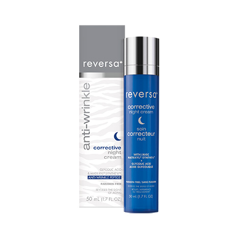 Reversa corrective night cream