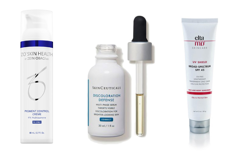 $195 (regularly $246) Pigmentation Trio